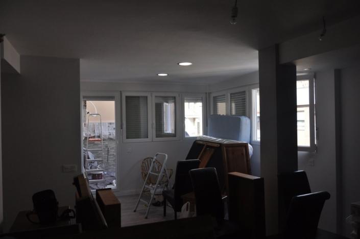 instalación lamparas reforma integral granada